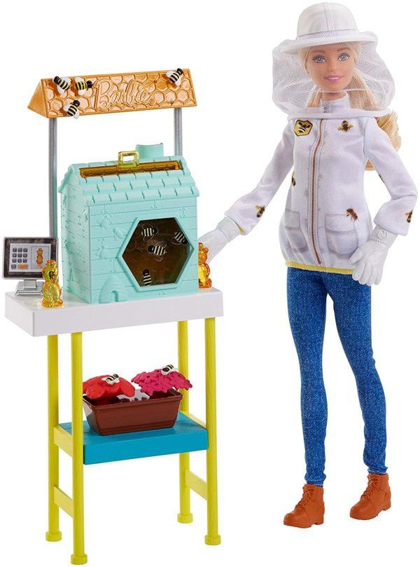 barbie beekeeper blonde